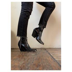 Jeffrey Campbell Walton Boots 8.5